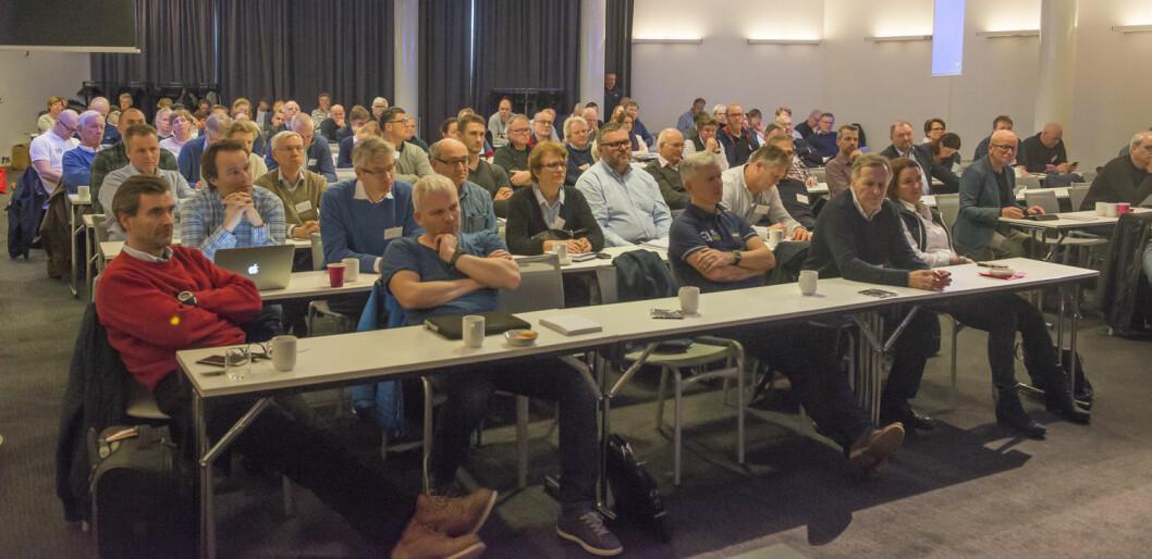 KLUBBKONFERANSE: For andre gang arrangerer Norges Seilforbund en klubbkonferanse. Den foregår 17. og 18. mars og det er fritt frem for alle å melde seg på.