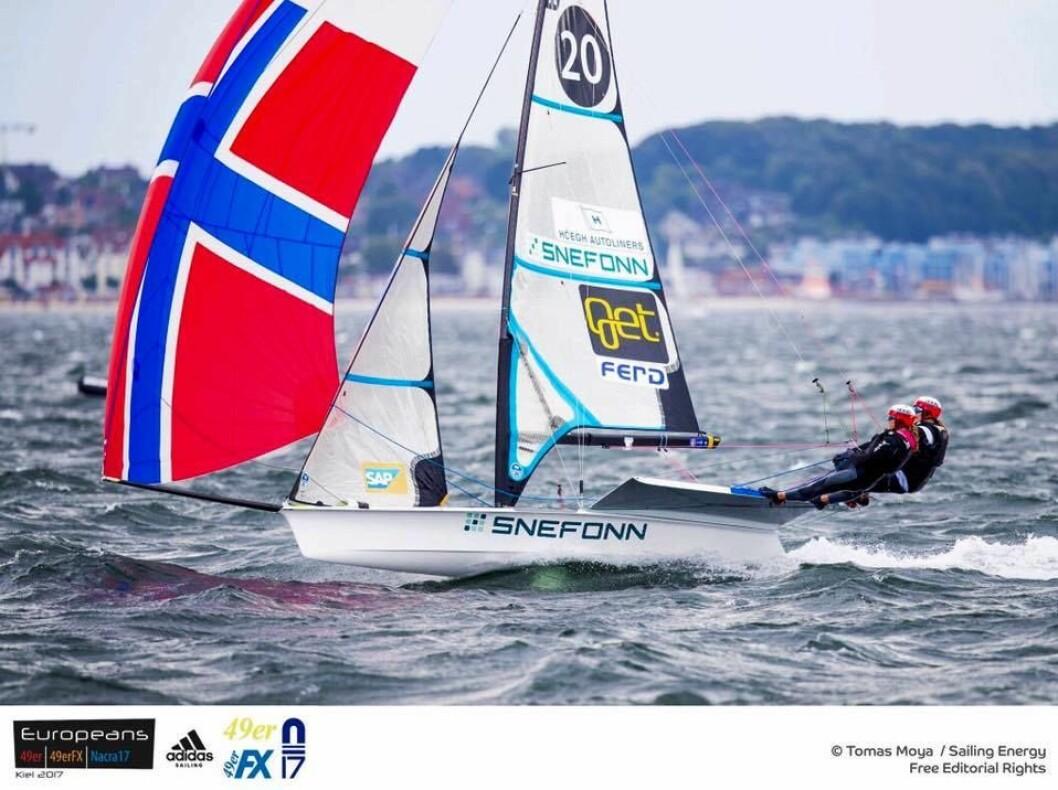 Ragna og Maia Agerup tok sølv i Miami