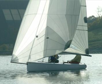 K!): Birger Kullmann utviklet K19, en båt basert på samme ideer som RS 19.