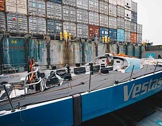 «Vestas» til New Zealand som skipslast