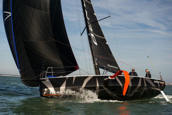 LETT: Figaro 3 blir nå utstyrt med litiumbatterier. Nanni-motoren om bord har doble dynamoer.
