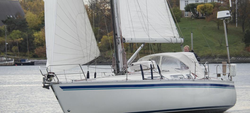 Den første og siste båten