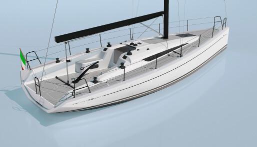 Italia Yachts vil skape en ny vinner