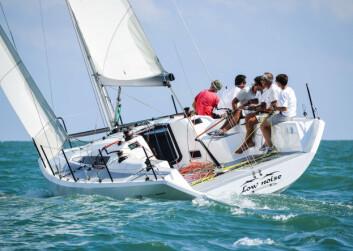 VINNER: Italia 9.98 har vunnet ORCi VM to ganger. Nå får båten en storesøster.