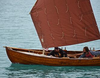 Klinkbåtbygging kan bli kulturarv