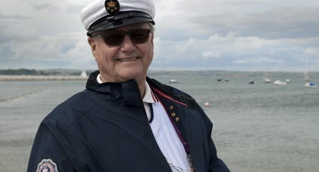 SEILER: Prins Henrik skapte interesse for de norske båtene Knarr og Drake.