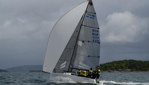 Stiller Melges 24 for unge seilere til Javacup