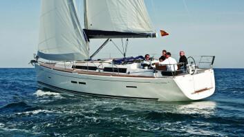 405: Dufour 405 ble kåret til Årets Båt i Europa i 2010.