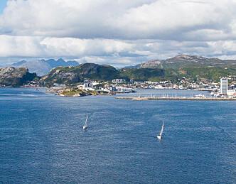 Seilsportsliga-stevner forberedes i Bodø
