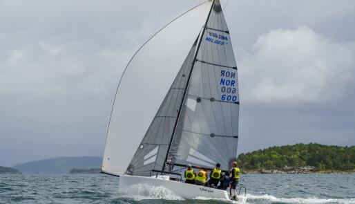 Håper på flere unge seilere i Melges 24-klassen