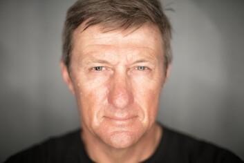 SAVNET: John Fisher født i 1970, seiler sitt første Volvo Ocean Race, men har lang historie på Scallywag-laget.