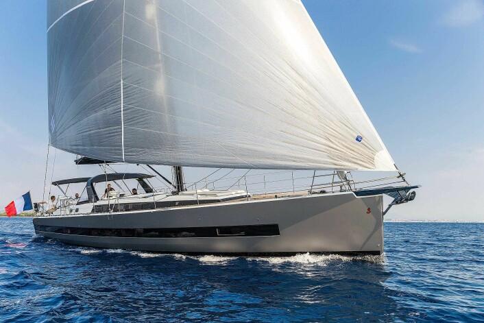 LUKSUS: Beneteau går opp i størrelse og kvalitet med Oceanis Yacht 62