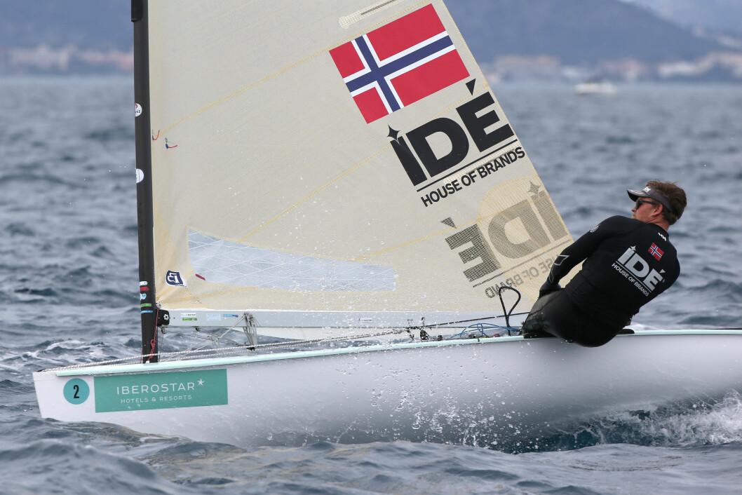 Anders Pedersen vant medaljefinalen på Mallorca