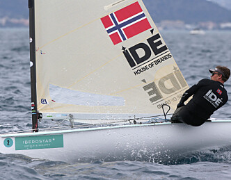 Perfekt avslutning for Pedersen