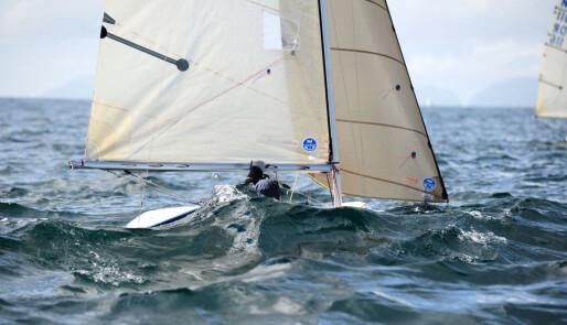 2.4 mR-seilerne åpner NM-sesongen