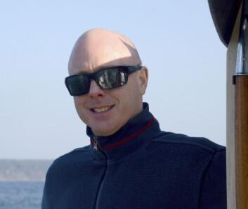 SLUTTER: Jörgen Ottosson skal ha valgt å slutte som toppsjef hos Najad.