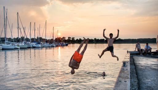 Danmarks topp 10 destinasjoner