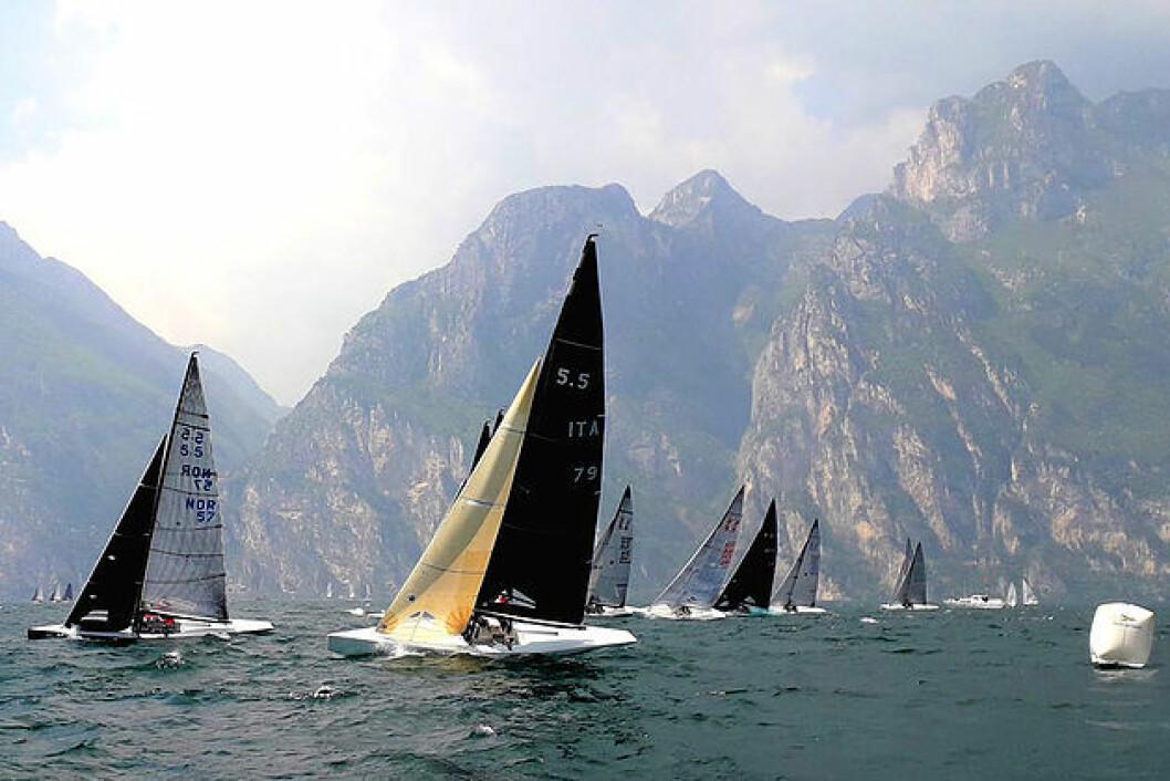 «Artemis XIV» vant på Gardasjøen i april
