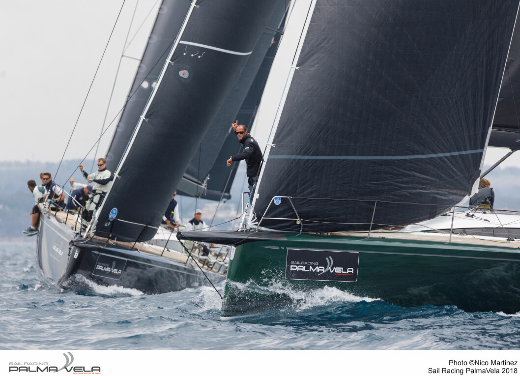 Knallstart for «Mathilde» - Palma Vela 2018