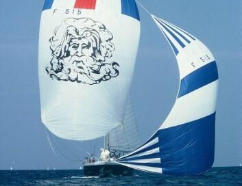 Neptune deltok i det andre racet