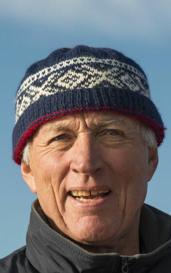 Jørgen Stang-Heffermehl, president i NSF