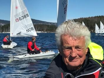 IENS LUDVIG HØST: 250 trenere er utdannet av Iens Ludvig Høst etter nye prinsipper som treningsutvalget i NSF har utviklet.