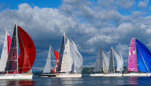 Oslofjorden Rundt 2018 - perfekt sesongstart