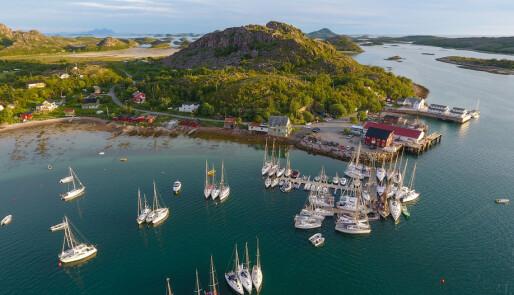 Vestfjordseilasen 2018 - tradisjonsrik regatta for 37. gang
