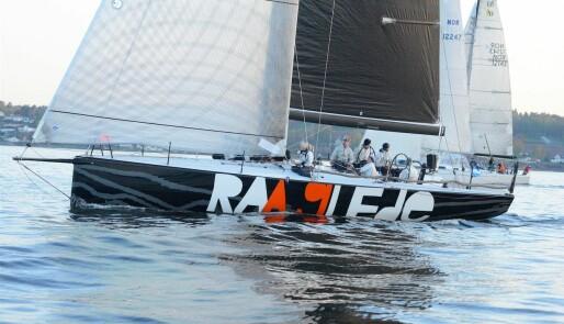 Første båt i Skagen