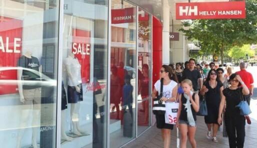 Helly Hansen solgt for nærmere en milliard dollar