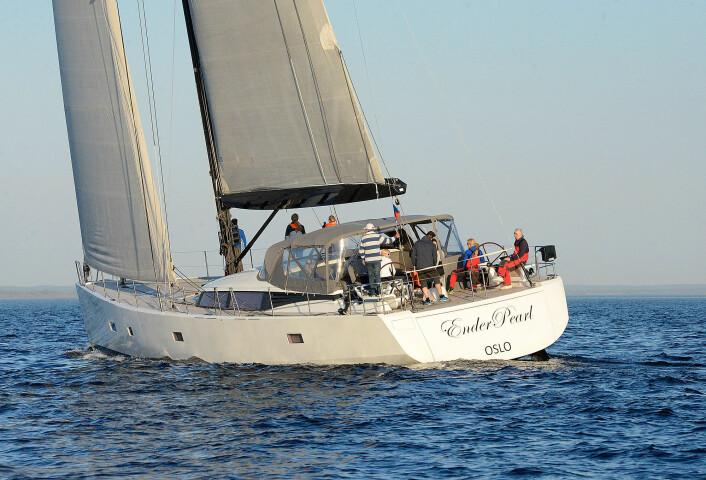 TUR: CNB 76 «Ender Pearl» vant turklassen.