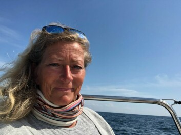 VEIVALG: Eira Naustvik mener hun tabbet seg ut på siste strekk mot Skagen.