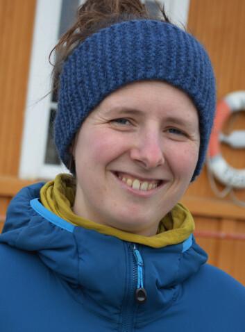 FOR UNGDOM: Mathilde Gabrielsen Vikene arbeider med ungdom i Forbundet Kysten.