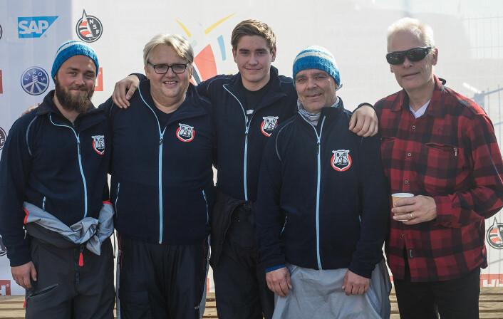 NR. 6: Brevik Seilforening er tippet på en 6. plass i årets eliteserie.