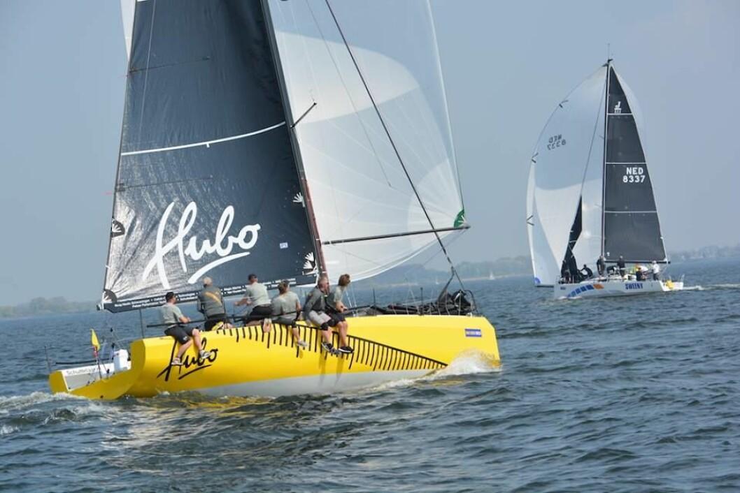 NY: «Hubo» er utviklet med ORCi og IRC i tankene for VM i Haag i sommer.