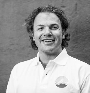 Christian Løken (40) er en av hovedmennene bak det norske AC prosjektet. Han har bred erfaring fra seiling på høyt nivå og en spennende forretningsbakgrunn.