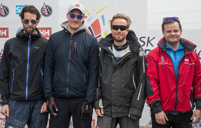 Nr. 6: Ålesunds Seilforening var på nippet til å rykke opp i eliteserien i 2017, men det til tross tror ikke konkurrentene de vil klare det i år heller.