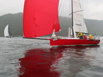 VINNER: «Karma Police» ble over-all vinner i fjor. Båten er påmeldt i år også.
