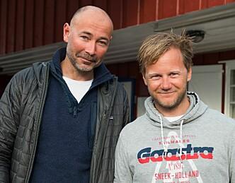 Duo kjemper om å bli Årets shorthanded-seiler
