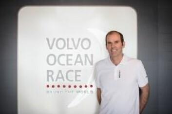 Richard Brisius ny eier av Volvo Ocean Race.