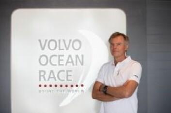 Johan Salén, ny eier av Volvo Ocean Race.