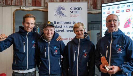 Florø Seilforening vant serieåpningen