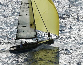 Nye kule båter i Færder'n