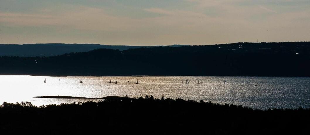 MORGEN: TurGlede-seilerne kan utnytte den fine nordavinden på morgenen.