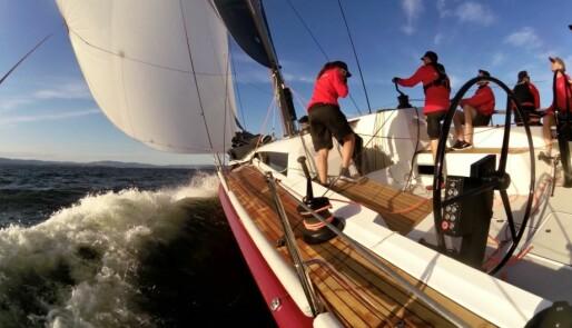 Bli med om bord i ClubSwan 50
