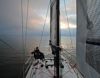 Morgenstemning ved Jeløya