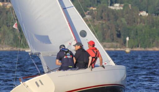Madeleine med skipper Robert Bay er favoritt blant IF-ene.