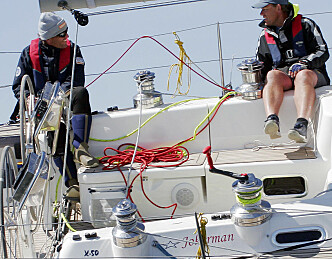 Knut Frostad gjør regatta-come back