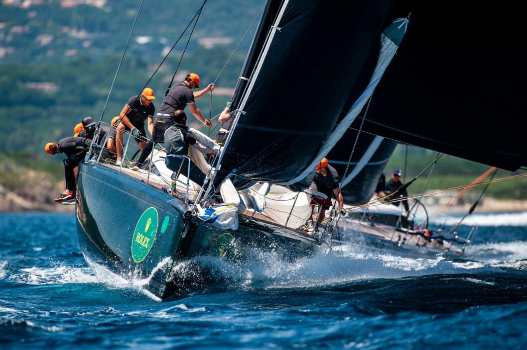 «Mathilde» tok 3. plass i St. Tropez