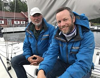 Det er rekordjevnt mellom shorthanded-seilerne